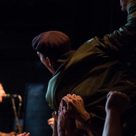 Bouncing Souls us The Menzinger us Roger Harvey us @ Arena Wien