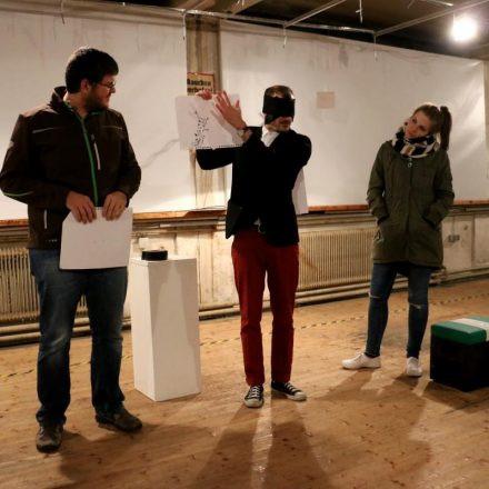 Das Spiel presented by Volume @ Die Schöne Wien