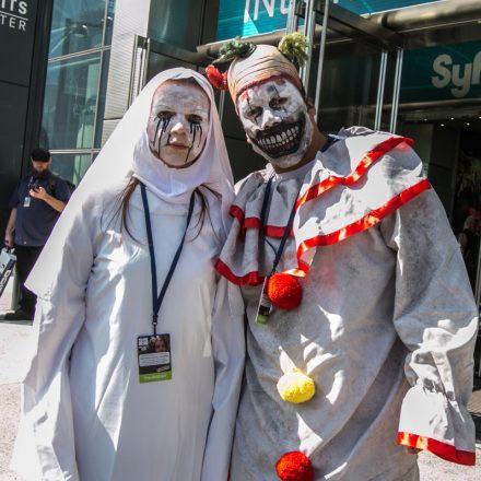 New York Comic Con 2016 @ Javits Center NYC