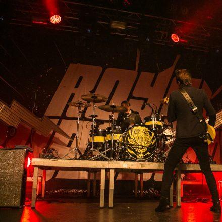 Royal Republic @ Arena Wien