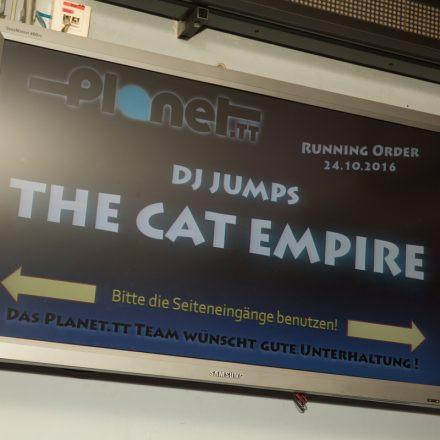 The Cat Empire @ Gasometer Wien
