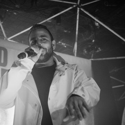 AUDIO88 & YASSIN | Halleluja - Tour 2016 @ <>< Grelle Forelle Wien
