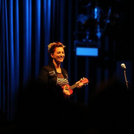 Amanda Palmer @ WUK Wien