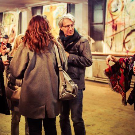Out Of Character - Eva Wolfram Ertl @ Die Schöne