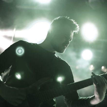 Caliban @ Arena Wien