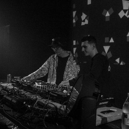 Mainframe Recordings Live Pres. Frec V & Gafix @ Arena Wien