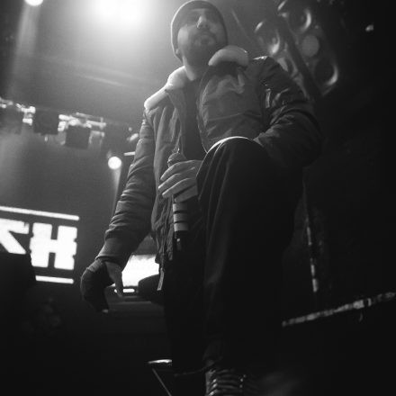 Olexesh - Makadam Tour 2017 @ Flex Wien
