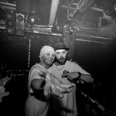 FUTURE BEATZ pres: Emperor & AMC @ Flex Wien