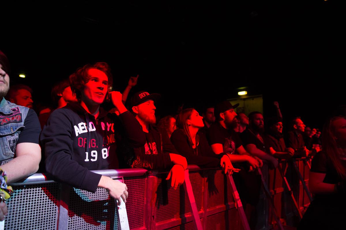The Devin Townsend Project - European Tour2017 @ Arena Wien