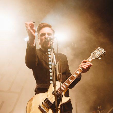 Royal Republic: The Weekend Man Tour 2017 @ Posthof Linz