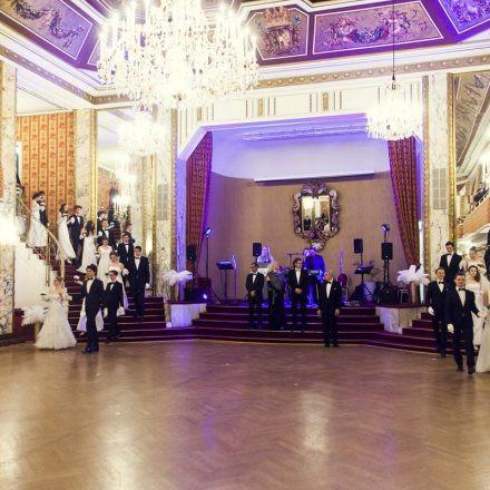 Schulball TGM @ Parkhotel Schönbrunn Wien
