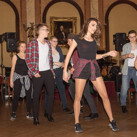 Schulball BRG1 - 'Welcome To BRG1' @ Palais Eschenbach Wien