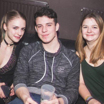 UAF Club Night w/ Wilkinson @ WUK Wien