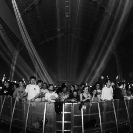 Switch! XL presents the BIG BAD JUMP UP RAVE @ Marxhalle Wien [Part 1]