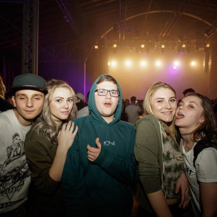 Switch! XL presents the BIG BAD JUMP UP RAVE @ Marxhalle Wien [Part 2]
