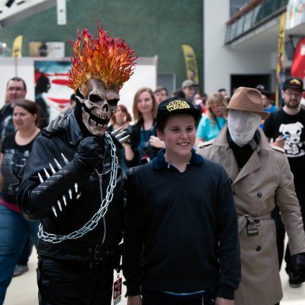Comic Con Austria 2017 @ Design Center Linz