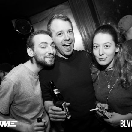 Blvck Friday @ Roxy Wien