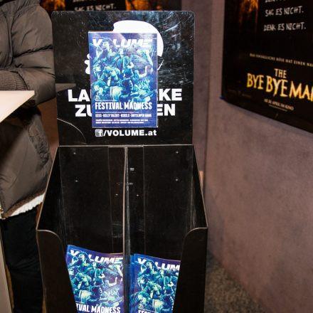 Volume Filmpremiere: The Bye Bye Man @ Apollo Kino Wien