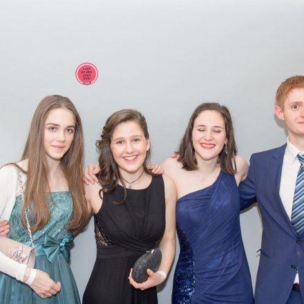 Schulball BG18 @ Tanzschule Strobel Wien