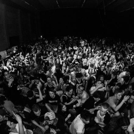Fasten Your Seatbelts XXL 2017 @ Warehouse St. Pölten