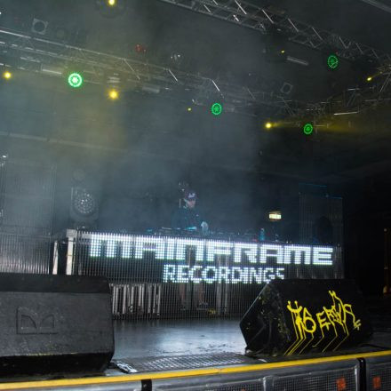 Mainframe Recordings Live! Road to NuForms Festival @ Arena Wien