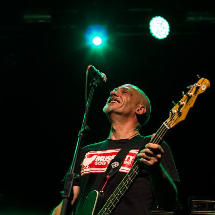 Descendents / Not On Tour / DeeCracks @ Arena Wien