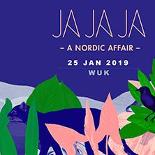Ja Ja Ja Festival Vienna am 24. January 2019 @ WUK.