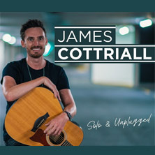 James Cottriall am 16. April 2020 @ Stadtsaal Hollabrunn.