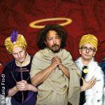 Jimmy Schlager & Die Vier Heiligen Drei Könige-Klingelingeling