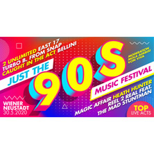 Just the 90s - Music Festival am 30. May 2020 @ Arena Nova Playgrounds.