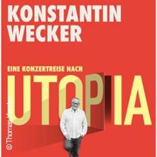 Konstantin Wecker: UTOPIA. Eine Konzertreise am 7. December 2020 @ Konzerthaus Wien.