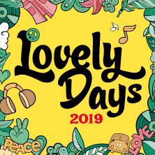 Lovely Days 2019 am 28. June 2019 @ Caravan & Zelt Lager Lindenstadion.