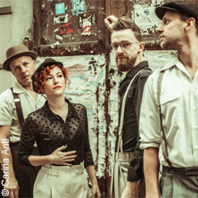 Marina & The Kats am 24. November 2020 @ Sargfabrik.