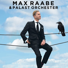Max Raabe & Palast Orchester - neues Programm am 9. May 2020 @ Wiener Stadthalle - Halle F.