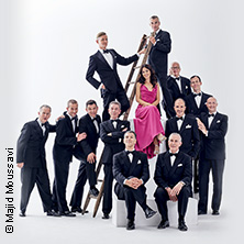 Max Raabe & Palast Orchester - Neues Programm am 10. May 2020 @ Brucknerhaus.