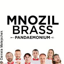 Mnozil Brass - Pandaemonium am 26. September 2020 @ Gasthof Pammer.