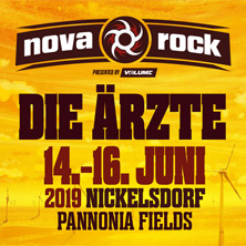 Nova Rock 2019 am 12. June 2019 @ Pannonia Fields.