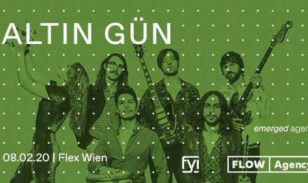 Altin Gün (NL) I Wien