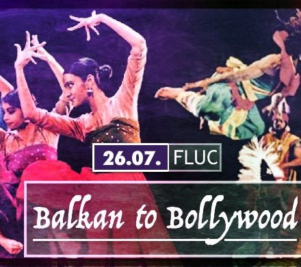 Balkan to Bollywood (DJ Night)
