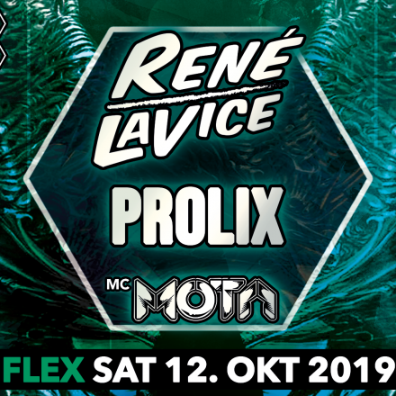 THE HIVE pres. Rene LaVice, Prolix & MC Mota