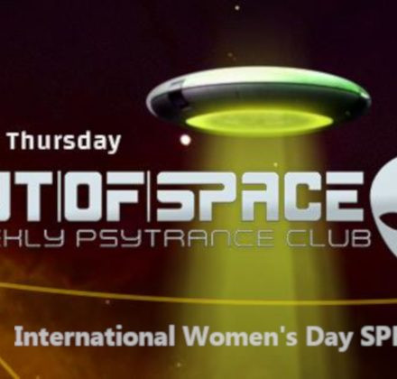 OUT of SPACE Weltfrauentag Special