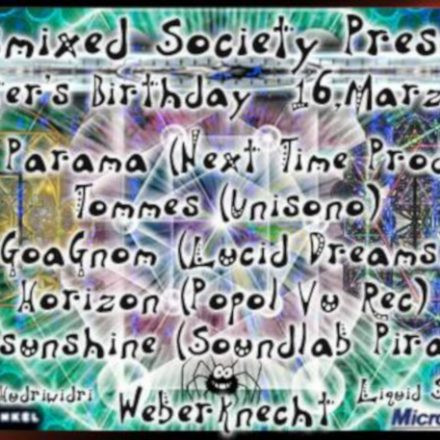 Cosmixed Society Party