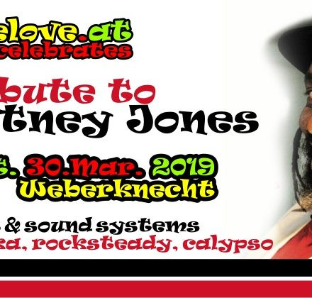 One Love Reggae Party: A tribute to Courtney Jones