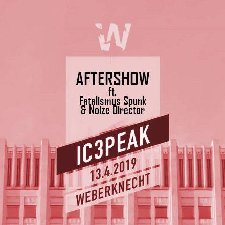 IC3PEAK Aftershowparty