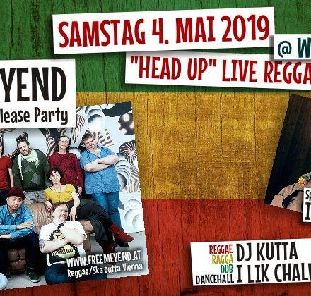 Head Up Live Reggae Special -