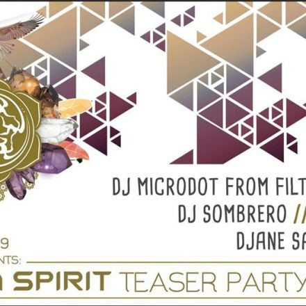 Own Spirit Festival Teaser Party