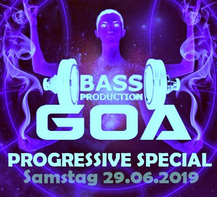 Bassproduction Goa - Progressive Special