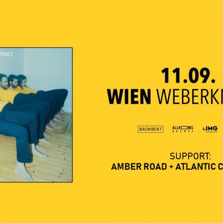 The Bland (SWE), Amber Road, Atlantic Collective
