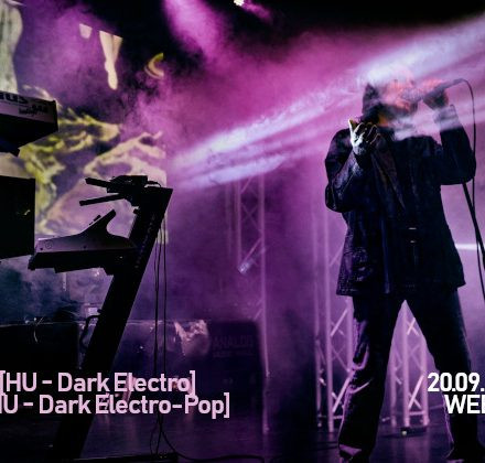 Hungarian Dark Electro Night