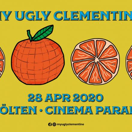 My Ugly Clementine im Club 3 // Cinema Paradiso